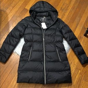 Lucky brand down feather jacket